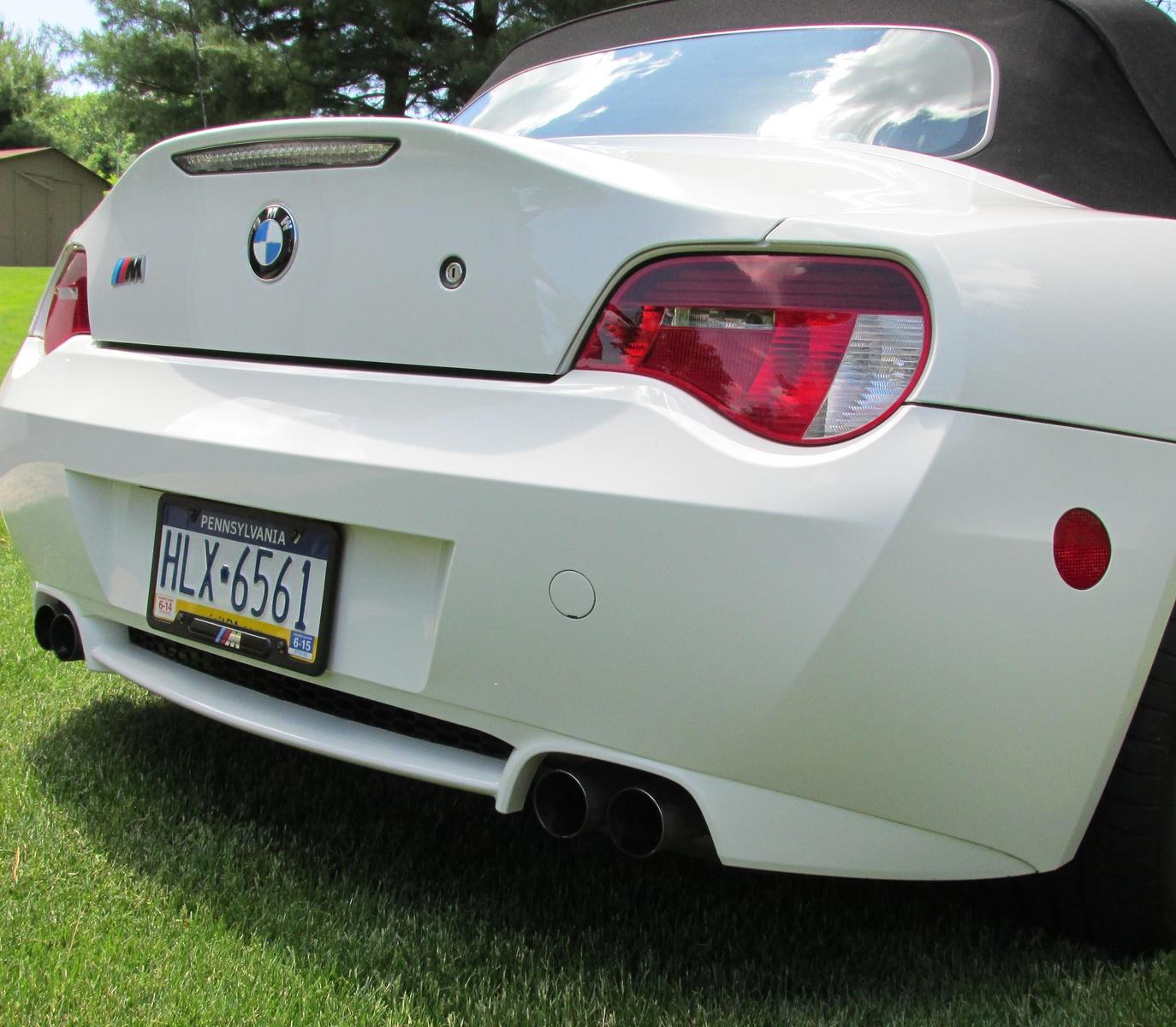 Bmw Z4 Toyota: 2007 BMW Z4 M