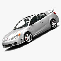 2006 Saturn ION Red Line Picture Gallery