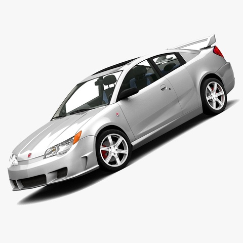 Picture of 2006 Saturn ION Red Line