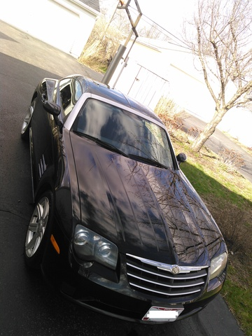 Picture of 2007 Chrysler Crossfire Coupe