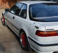 Picture of 1992 Acura Integra RS Coupe FWD, exterior, gallery_worthy