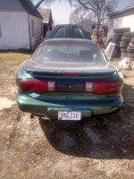 1993 Pontiac Firebird Overview