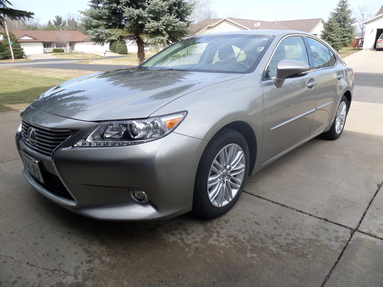 2015 Lexus Es 350 Test Drive Review Cargurus