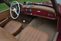 Picture of 1955 Mercedes-Benz SL-Class 190SL, interior, gallery_worthy