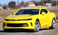 2016 Chevrolet Camaro Picture Gallery