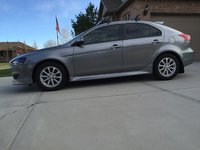 Picture of 2012 Mitsubishi Lancer Sportback ES, exterior, gallery_worthy
