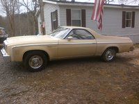1976 Chevrolet El Camino Overview