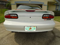 Picture of 1997 Chevrolet Camaro Z28, exterior