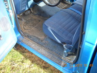 Picture of 1994 Ford Ranger XL Standard Cab LB, interior