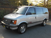 Picture of 1993 Chevrolet Astro CL AWD Passenger Van Extended, exterior, gallery_worthy