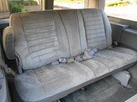 Picture of 1993 Chevrolet Astro CL AWD Passenger Van Extended, interior