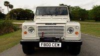 1989 Land Rover Defender Overview