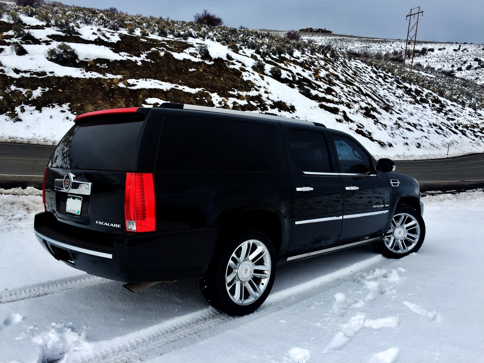 Picture of 2016 Cadillac Escalade ESV Platinum AWD