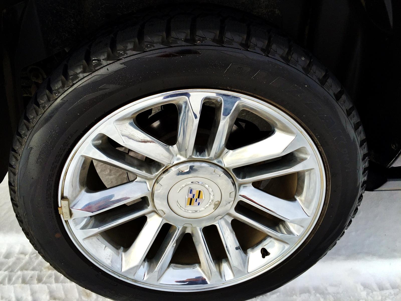 Picture of 2016 Cadillac Escalade ESV Platinum AWD