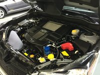 Picture of 2014 Subaru Forester 2.0XT Touring, engine
