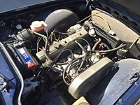 Picture of 1973 Triumph TR6, engine
