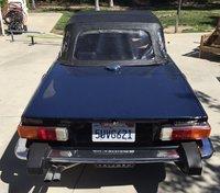 1973 Triumph TR6 Overview