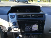 Picture of 2015 Toyota Prius v Five FWD, interior, gallery_worthy