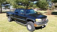 Picture of 2001 GMC Sierra 2500HD 4 Dr SLE 4WD Crew Cab LB HD, exterior
