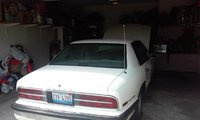 Picture of 1992 Buick Park Avenue 4 Dr STD Sedan, exterior