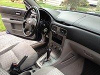 Subaru forester 2003 interior
