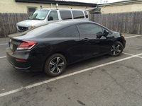 Picture of 2015 Honda Civic Coupe EX