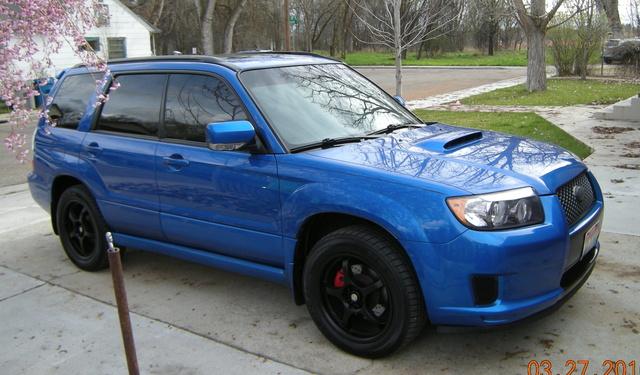2007 Subaru Forester Exterior Pictures Cargurus