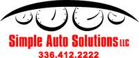 Simple Auto Solutions LLC logo