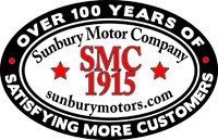 Sunbury Motor Co. logo
