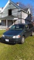 Picture of 2002 Chevrolet Venture Base, exterior