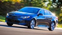 2017 Kia Optima Hybrid Overview