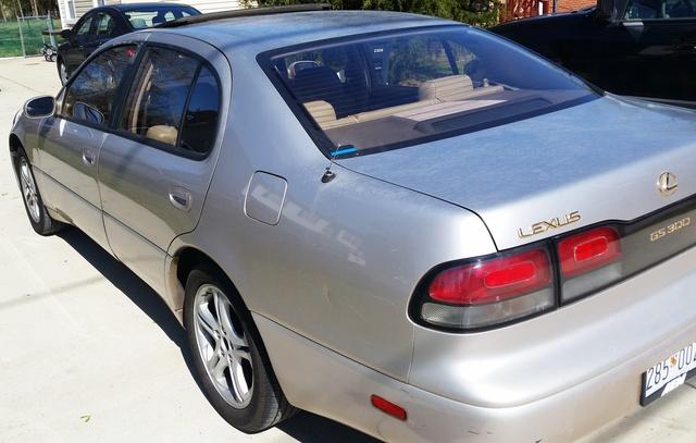 Lexus Gs Base Pic X