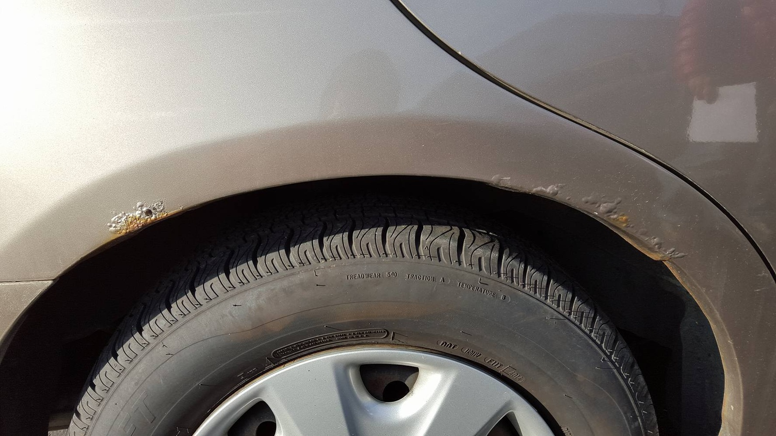 Honda Accord Questions - Rust Issue - CarGurus