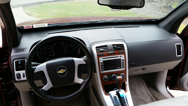 Charming Picture Of 2008 Chevrolet Equinox LT AWD, Interior, Gallery_worthy