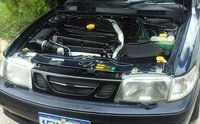 Picture of 2000 Saab 9-3 Base Convertible, engine