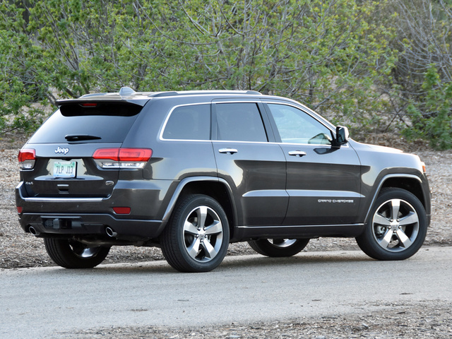 Jeep Grand Cherokee Overland >> 2016 Jeep Grand Cherokee - Test Drive Review - CarGurus