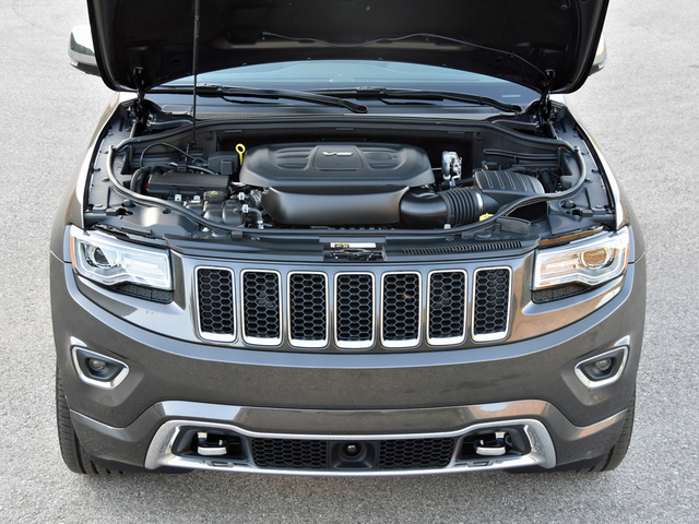 Jeep Grand Cherokee Towing Capacity >> 2016 Jeep Grand Cherokee - Test Drive Review - CarGurus