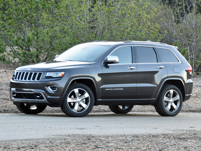 2016 Jeep Grand Cherokee Test Drive Review