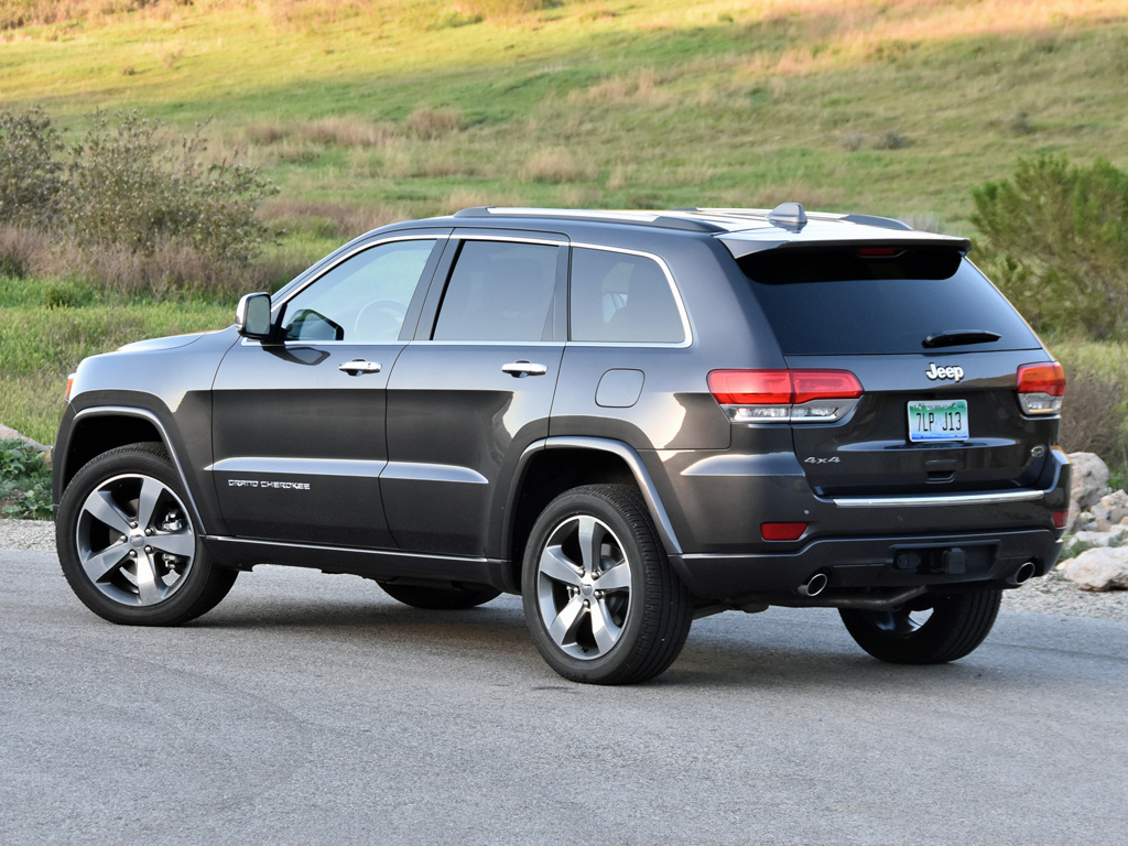 used 2016 jeep grand cherokee overland for sale