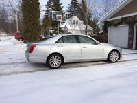 Picture of 2014 Cadillac CTS 3.6L Luxury AWD, exterior, gallery_worthy