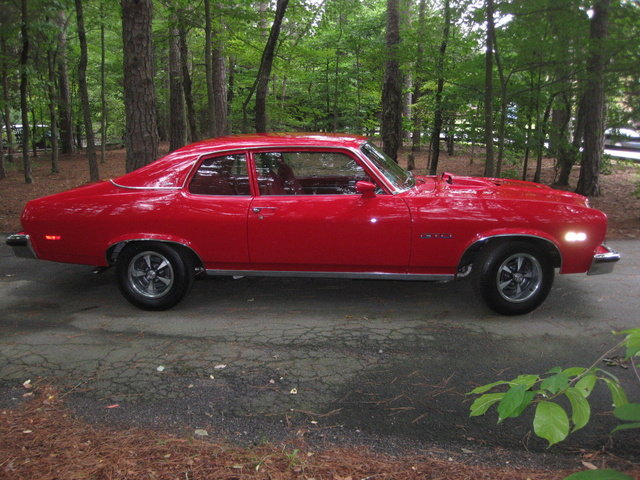 Picture of 1974 Pontiac GTO