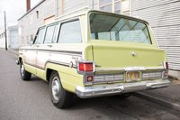 1975 Jeep Wagoneer Overview