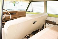 Picture of 1975 Jeep Wagoneer, interior