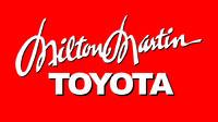Milton Martin Toyota logo