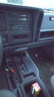 Picture of 1993 Jeep Cherokee 4 Dr Sport 4WD SUV, interior