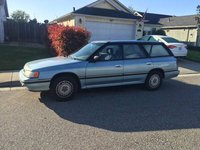 Picture of 1990 Subaru Legacy 4 Dr L AWD Wagon, exterior, gallery_worthy