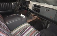Picture of 1993 Chevrolet S-10 2 Dr STD Standard Cab LB, interior
