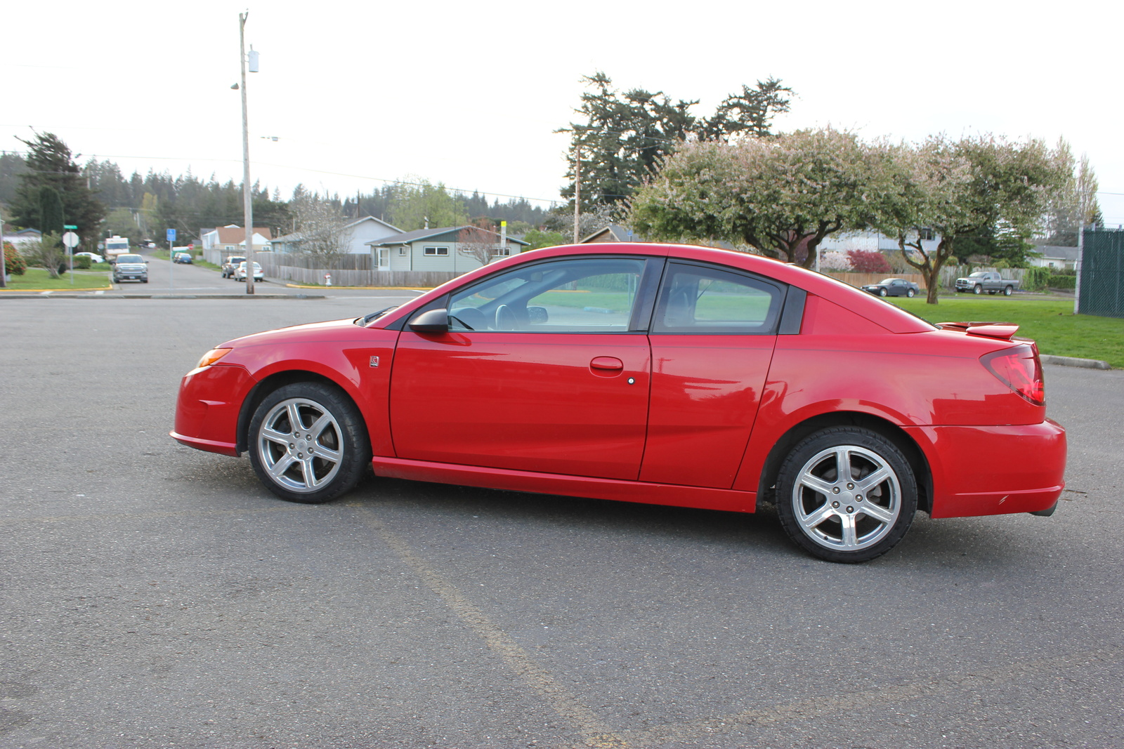 Saturn Ion Red Line Quad Coupe Pic X