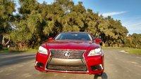 Picture of 2015 Lexus LS 460 L, exterior