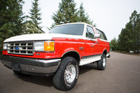 Picture of 1987 Ford Bronco XLT 4WD, exterior